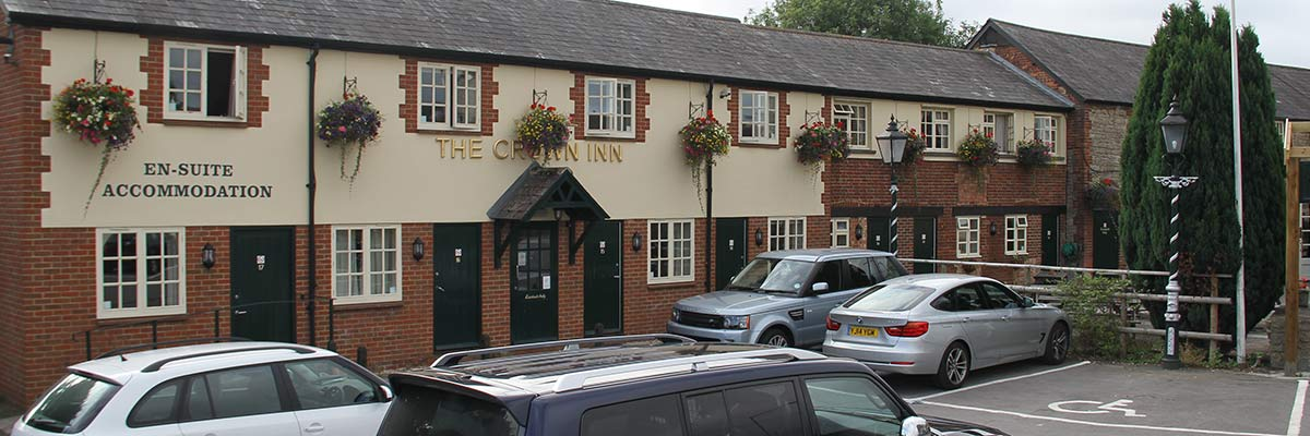 Accommodation at the Crown Inn